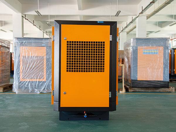 涡旋制冷压缩机的工作原理?