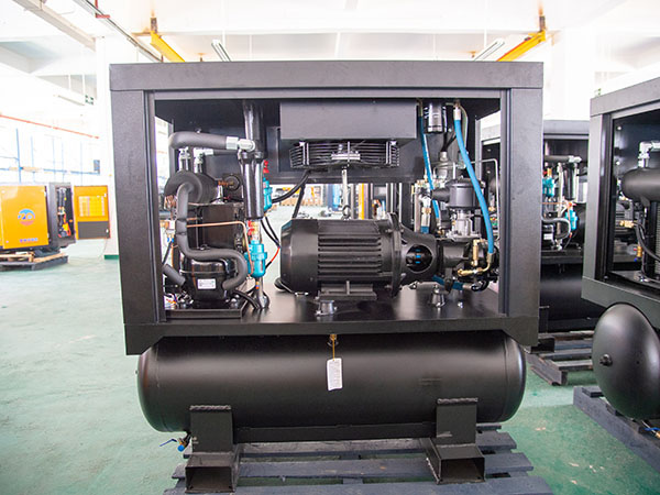 8bar一体机系列(集空压机+储气罐+冷